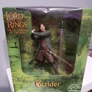 LORD OF THE RINGS FELLOWSHIP OF THE RING STRIDER